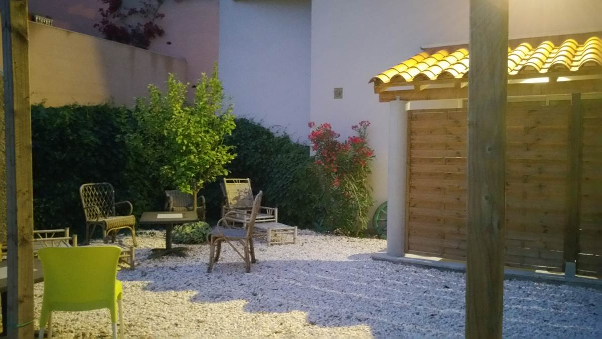 Location Collioure- Location Vacance Maraval- Jardin