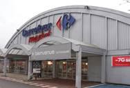 Station Service Carrefour Market
