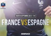 FRANCE / ESPAGNE