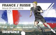 FRANCE / RUSSIE