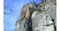 Falaises du rocher de Beauvoir