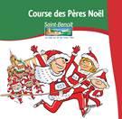 Course des Pères Noël à Saint-Benoît