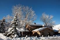 La Bouitte - sous la neige