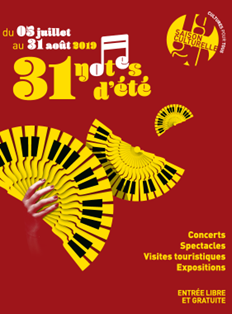 Concert 31 Notes d'été El Comunero