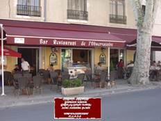Restaurant L'Observatoire
