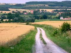 """Hiking footpath """"Les Prêles de Bajus"""""""
