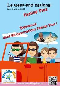 Week-end National Famille Plus