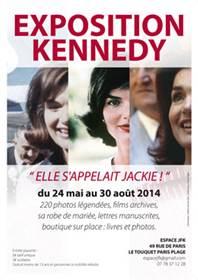 "Exposition ""Elle s'appelait Jackie Kennedy"""