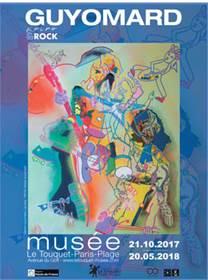 Exposition Guyomard - Rétro & Rock