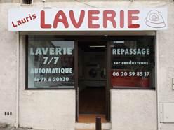 Laverie et repassage de Lauris