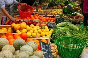 Marché des producteurs de Rochefort-du-Gard