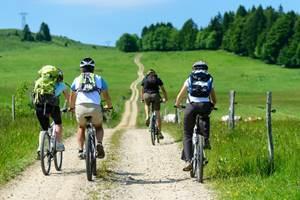 Balade en Vélo Electrique