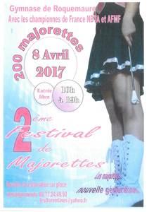 2ème Festival de Majorettes