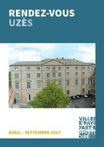 Rendez-vous Uzès - Visites découvertes