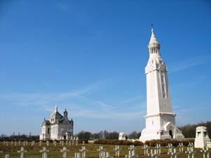 Ablain-Saint-Nazaire - Monuments et Patrimoine culturel - Nécropole nationale de Notre-Dame de Lorette