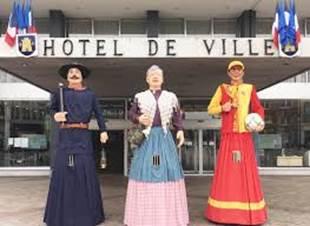"""Lens - Fête et manifestation - Festival des arts de rue - """"Taraderuze"""""""