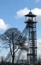 Liévin - Monuments et Patrimoine culturel - Chevalement Saint-Amé