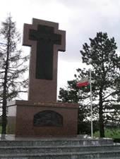 Neuville-Saint-Vaast - Monuments et Patrimoine culturel - Mémorial polonais
