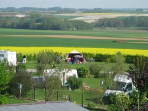"Boiry-Notre-Dame - Camping - Camping ""La Paille Haute"""