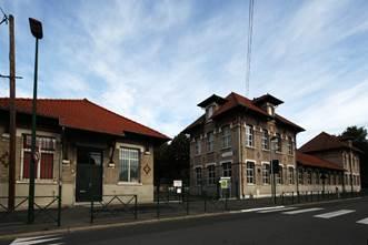 Les écoles de la Cité 9