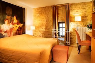 """Hôtel """"Le Château Fort"""""""