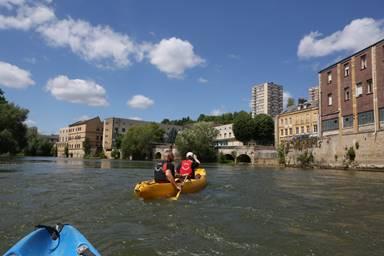Canoë Kayak Sedan