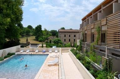 Residence GRAND BLEU LA CLOSERIE Piscine