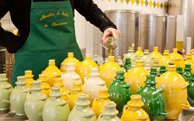 Moulin de Romanou producteur d'huile d'olive