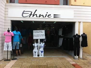 Boutique ETHNIE