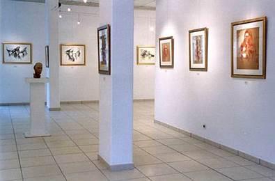 Galerie Rivaud intérieur