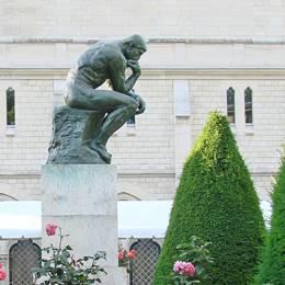Programmation du centenaire de la mort de Rodin à Poitiers