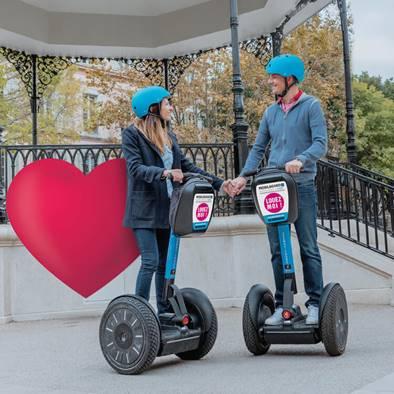 Pour la Saint Valentin, offrez-vous une balade en amoureux !