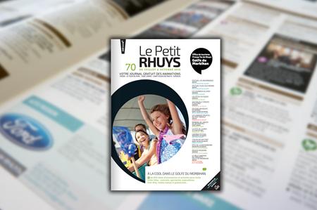 Le Petit Rhuys 70 - Juillet à Octobre 2016