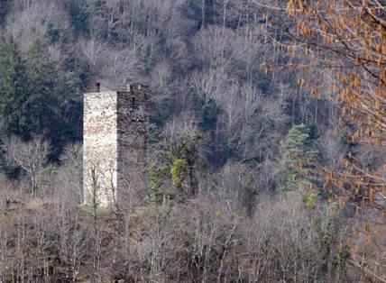 Tour de Castel Vielh 3