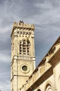 Cllocher Eglise de Luchon