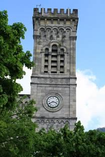 Eglise de Luchon Extérieur