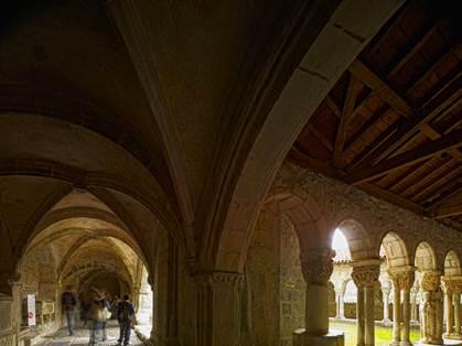 Cloître Cathédrale Sainte-Marie