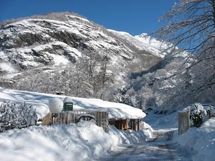 Skioura hiver
