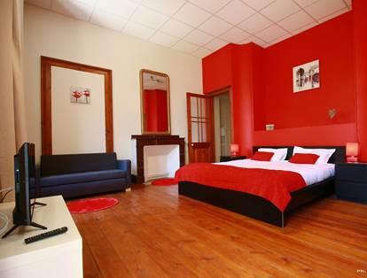 Chambre Villa d'Alti
