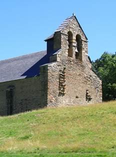 Église de St-Pé de la Moraine de Garin