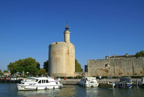 Aigues Mortes Tour Constance