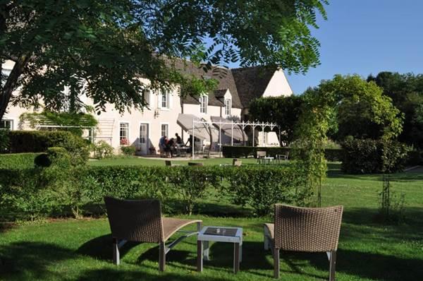 Hôtel Le Clos - le jardin