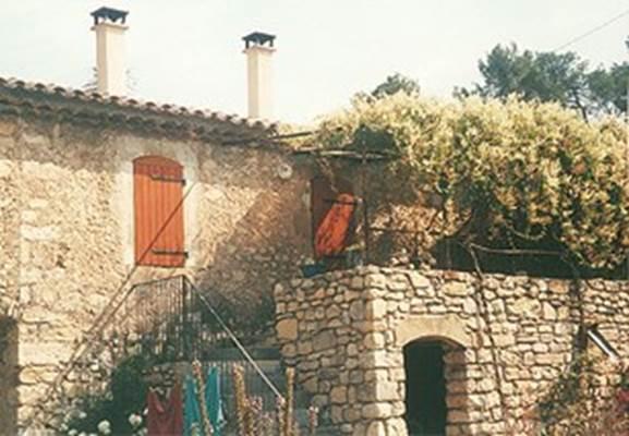 Gîte n°30G10927 – VEZENOBRES – location Gard