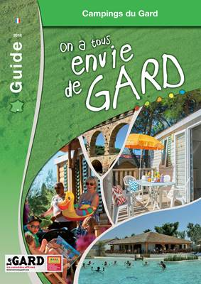 Brochure campings et VVf 2018