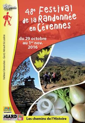 Festival de la randonnée en Cévennes FIRA 2014