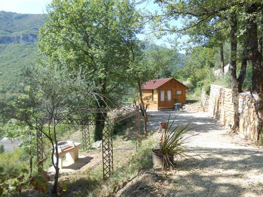 "Gîte ""L'Olivette"" – MOLIERES CAVAILLAC – location Gard"