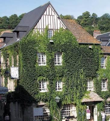 Hôtel Restaurant Spa Les Maisons de Léa