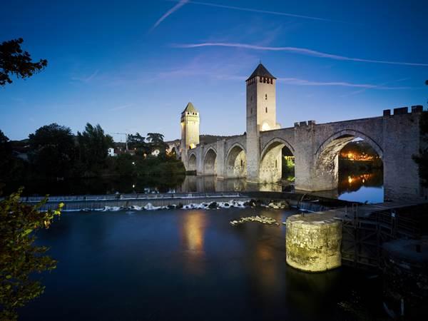 Le Pont Valentré / Cahors