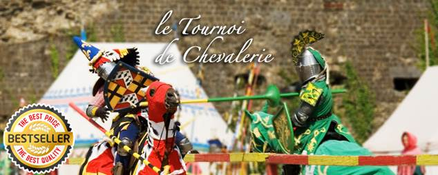 Tournoi de chevalerie Sedan