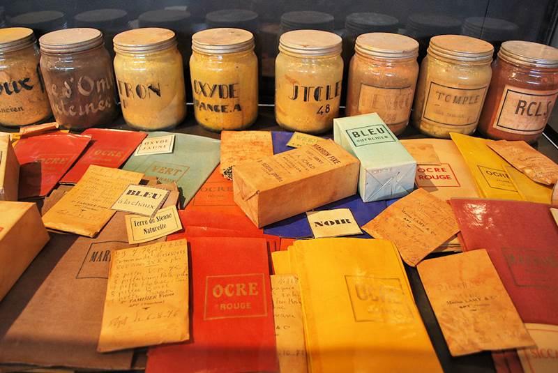 Musée de l'Aventure Industrielle du Pays d'Apt- ©Musée d'Apt